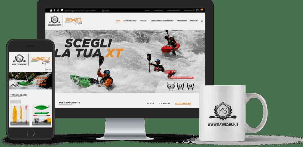Acquista i prodotti Exo Kayak su Kayakshop.it