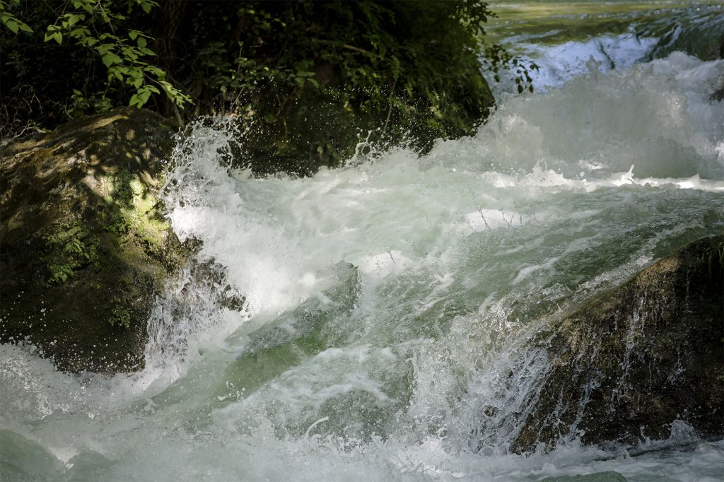 Exo Kayak alle cascate delle Marmore